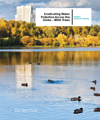Professor Theodore A. Endreny – Eradicating Water Pollution Across The Globe – With Trees