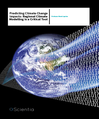Professor René Laprise – Predicting Climate Change Impacts: Regional Climate Modelling Is A Critical Tool