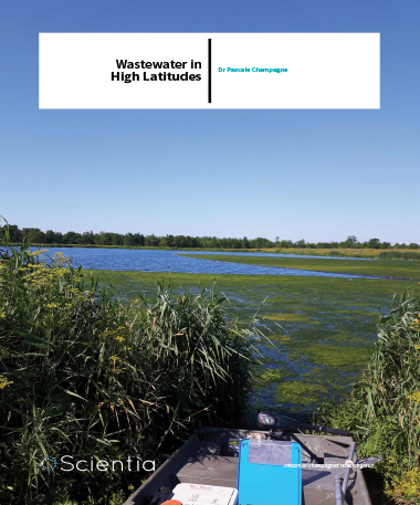 Dr Pascale Champagne – Wastewater In High Latitudes