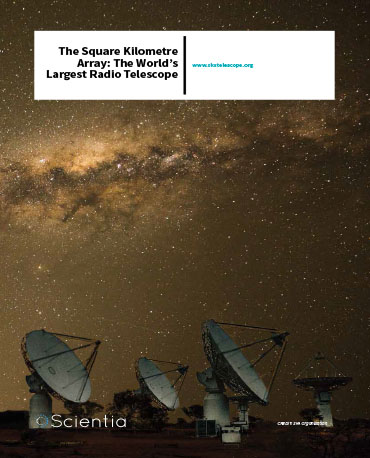 The Square Kilometre Array: The World's Largest Radio Telescope