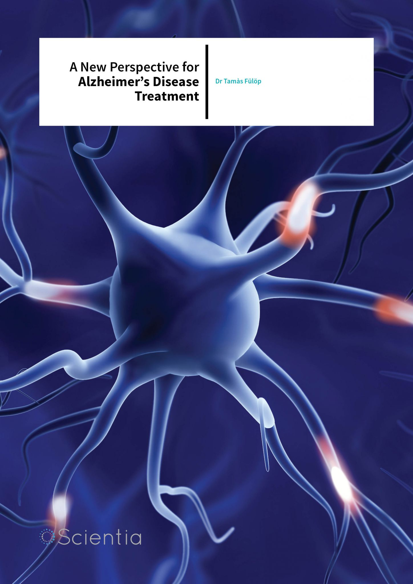 Dr Tamàs Fülöp – A New Perspective For Alzheimer's Disease Treatment
