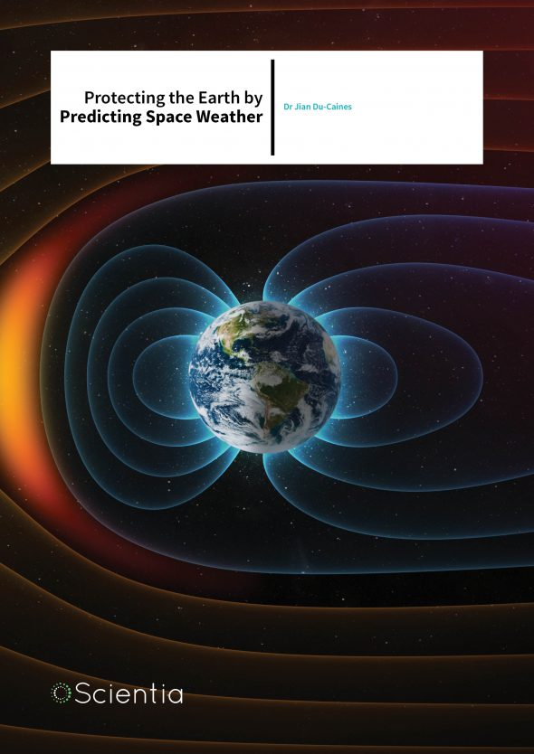 Dr Jian Du-caines – Protecting The Earth By Predicting Space Weather